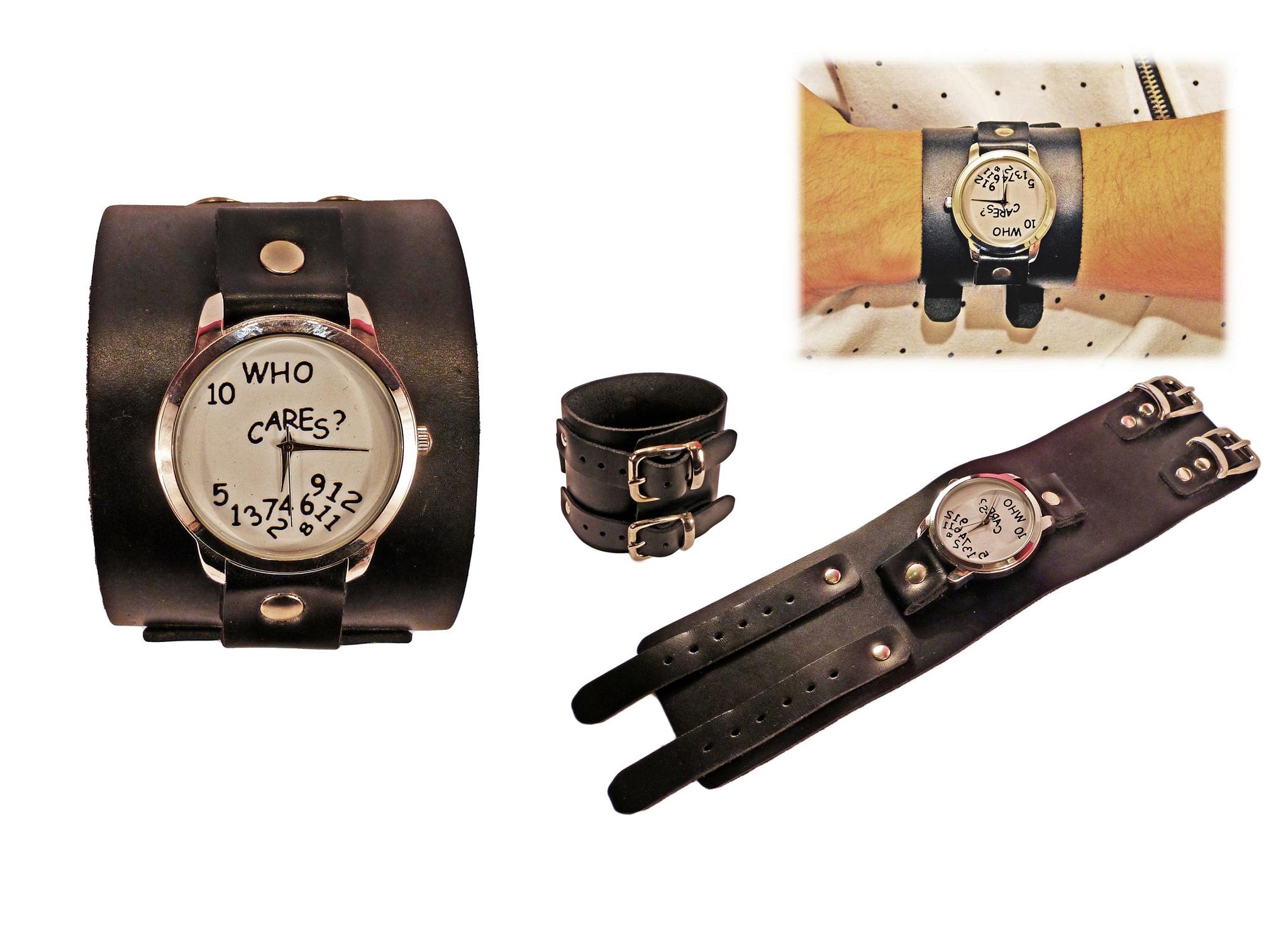 Ремешок для часов своими руками - пошаговая инструкция Все