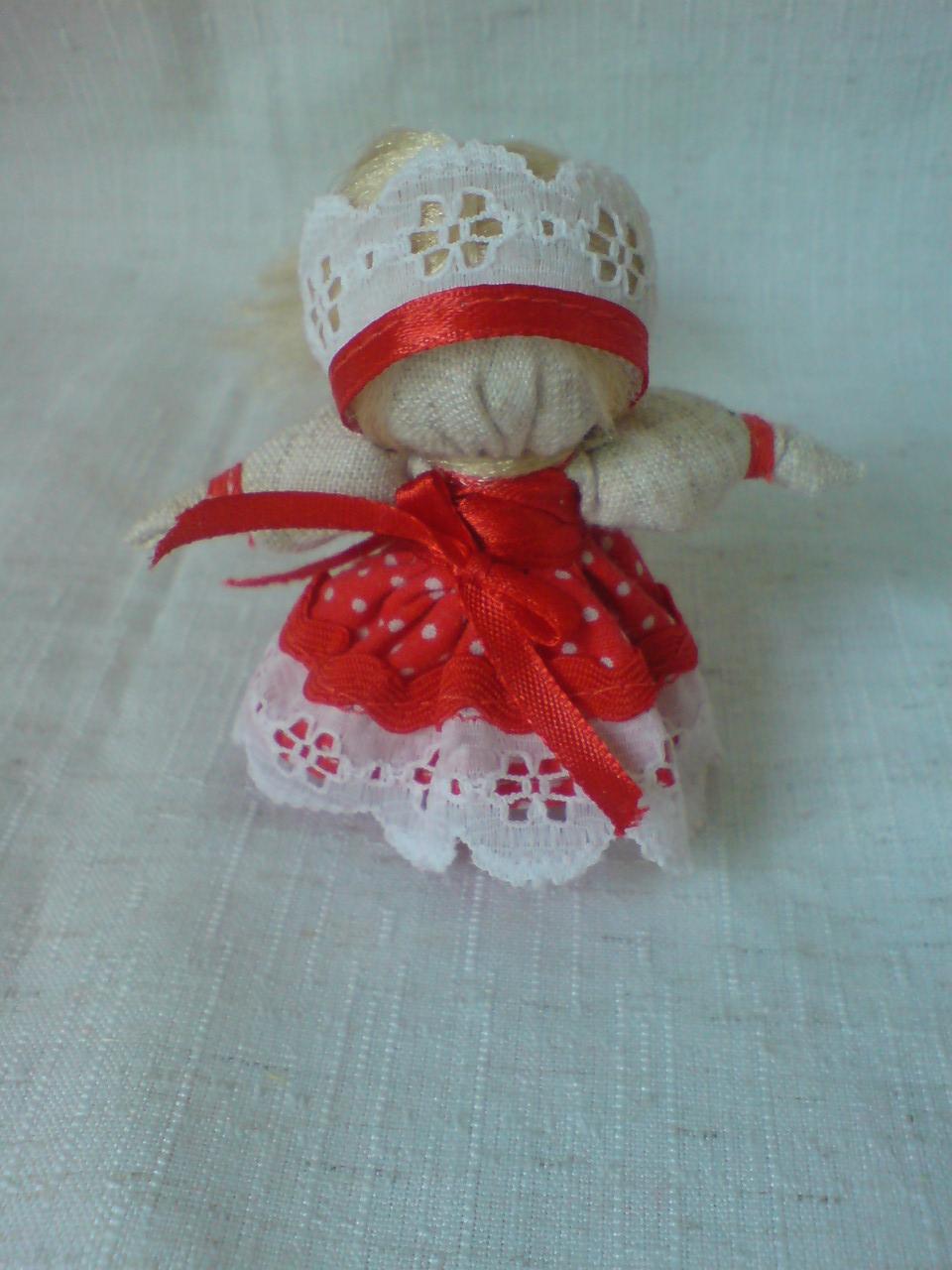 Кукла -оберег на счастье: мастер-класс по изготовлению своими руками 89