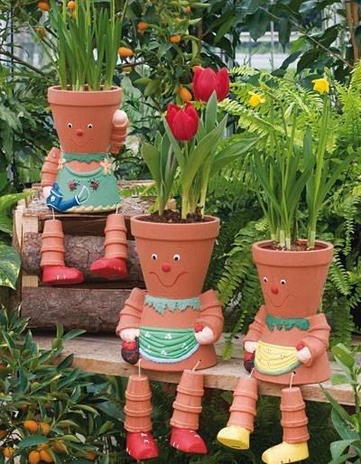Для дачи и сада своими руками мастер класс